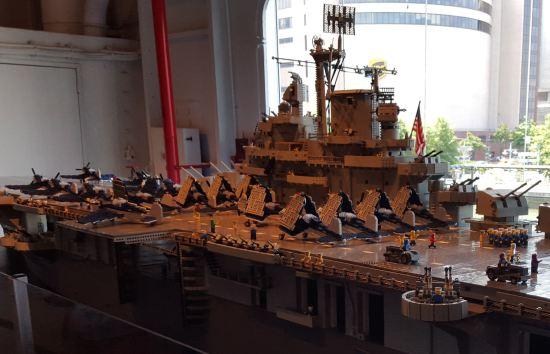 Lego Intrepid!