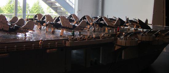 Lego Squadron!