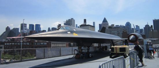 Lockheed A-12!