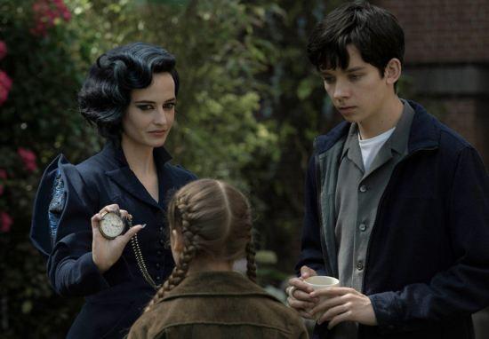 Miss Peregrine!
