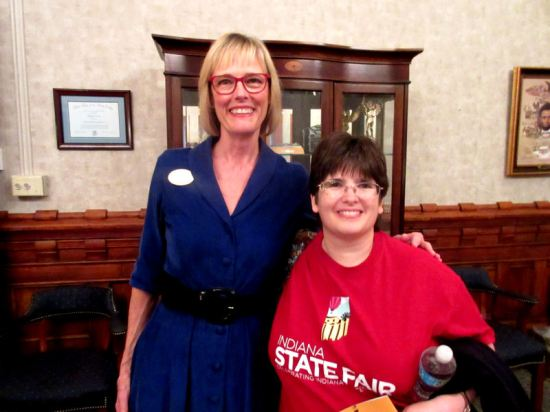 Suzanne Crouch!