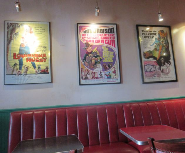 Two Boots posters!