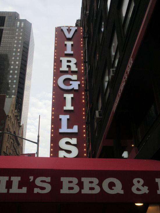 Virgil's bbq!
