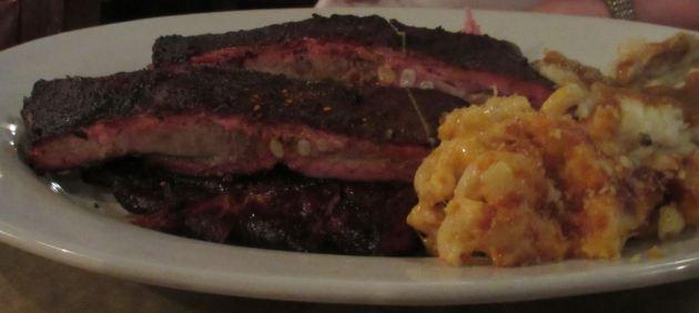 Virgil's ribs!