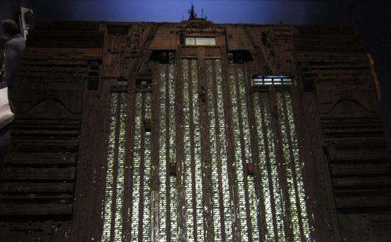 Blade Runner elevators!