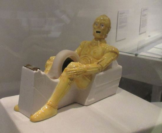 C-3PO tape dispenser!