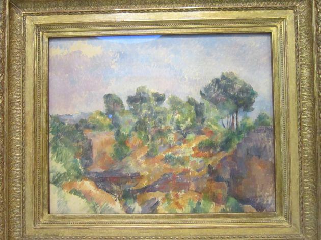 Cezanne!