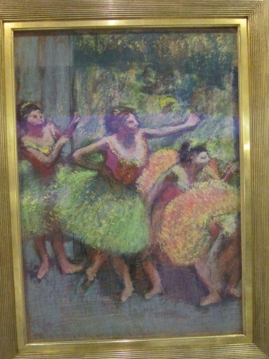 Degas!