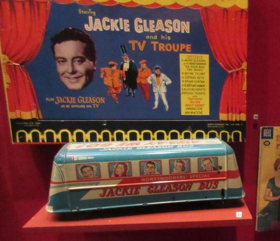 Jackie Gleason!