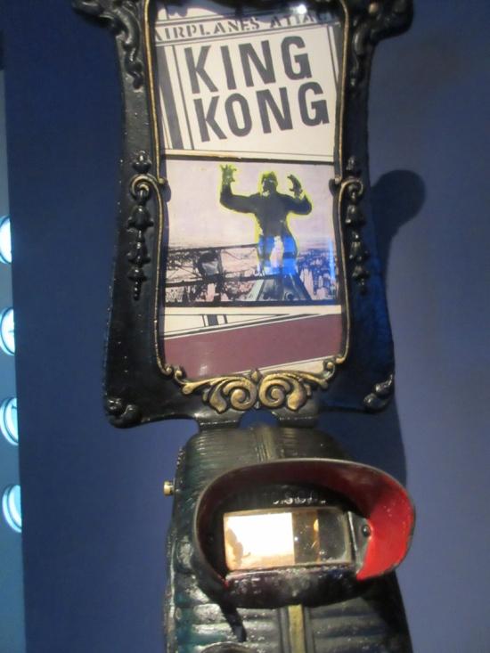 King Kong Kinetoscope!