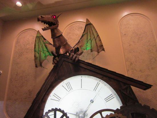 Lobby dragon!