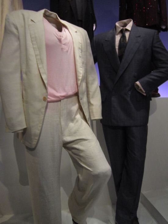 Miami Vice suits!