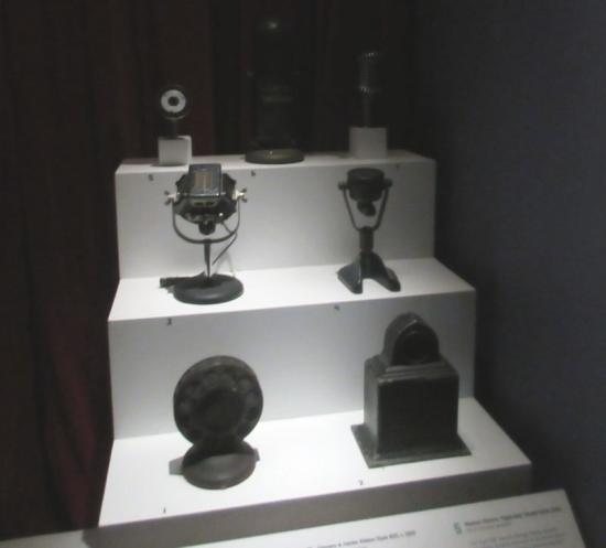 Microphones!