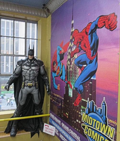 Midtown Comics!