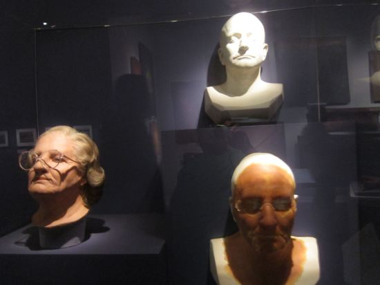 """Mrs. Doubtfire"" busts!"