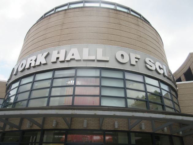 New York Hall of Science!