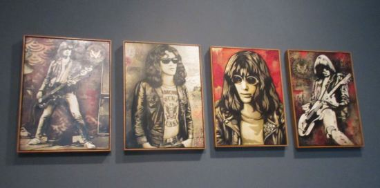 Ramones art!