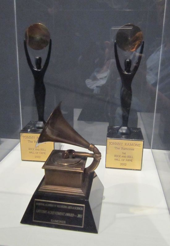 Ramones awards!