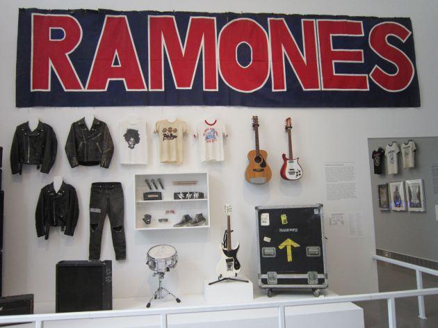 Ramones stuff!