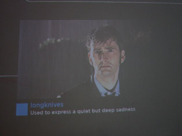 Tenth Doctor!