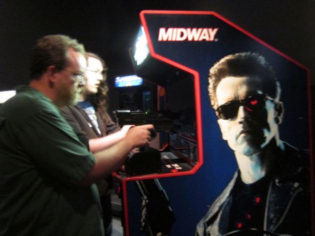 Terminator 2: Judgment Day!
