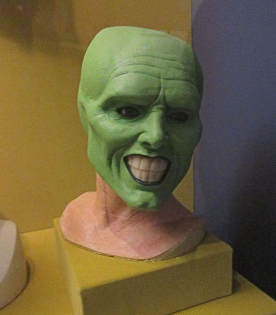 The Mask!
