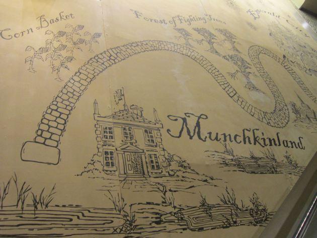 Munchkinland!