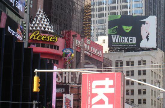 Wicked billboard!