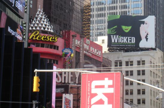 Wicked billboard!