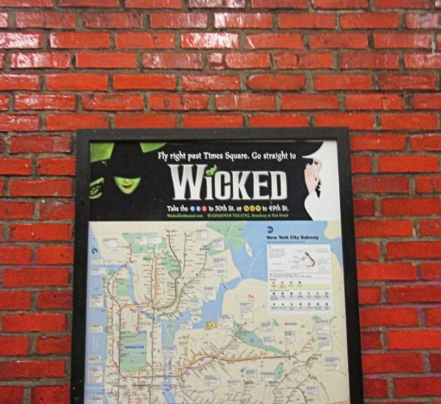 Wicked map!