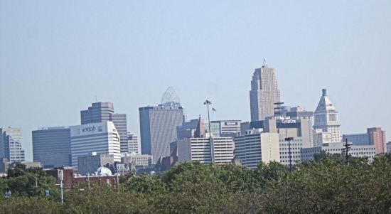 Cincinnati skyline!