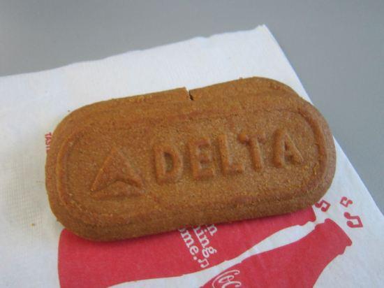 Delta cookies!