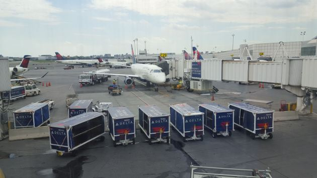 Delta terminal!