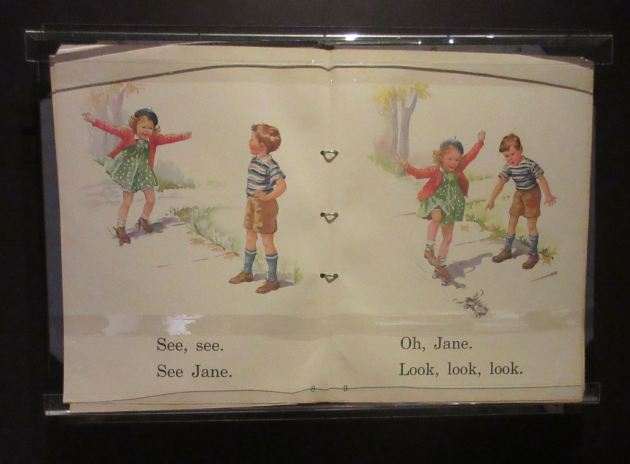 Dick and Jane!