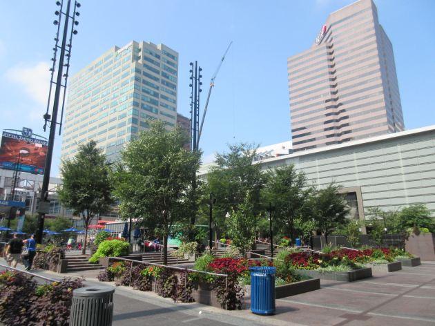Fountain Square!