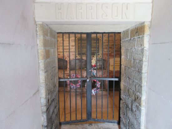 Harrison gate!
