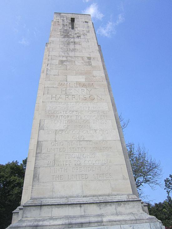 Harrison obelisk!
