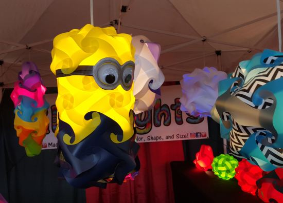 Minion light!