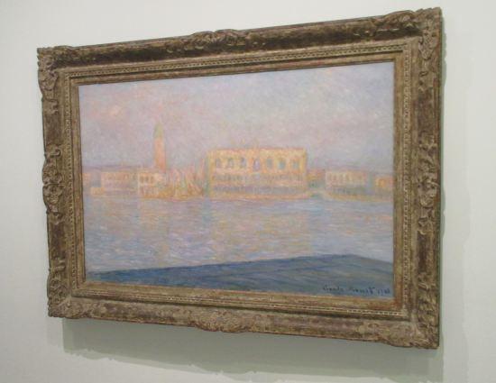 Monet's Palazzo Ducale!