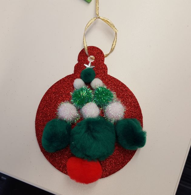 my ornament!