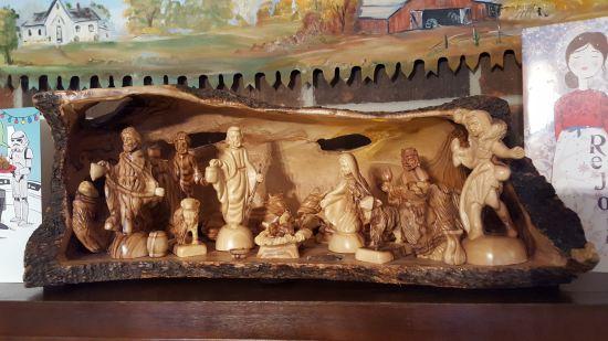 Nativity scene!