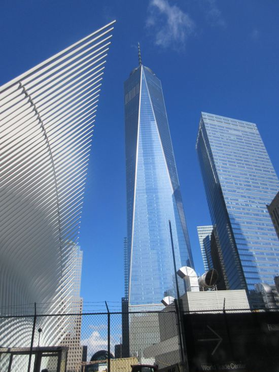 One World Trade Center!