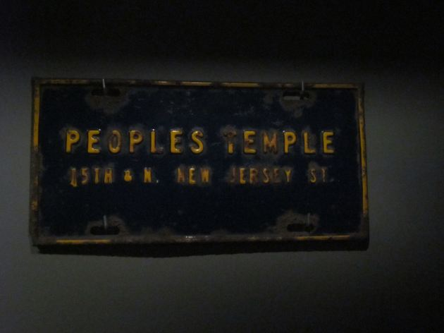 Peoples Temple.