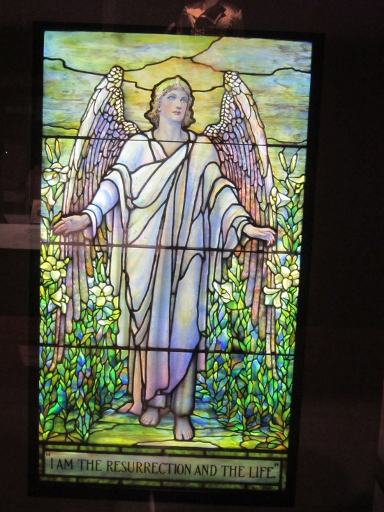 Louis Comfort Tiffany!