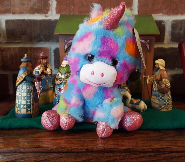 Unicorn Nativity!