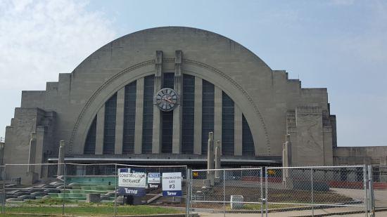 Union Terminal!