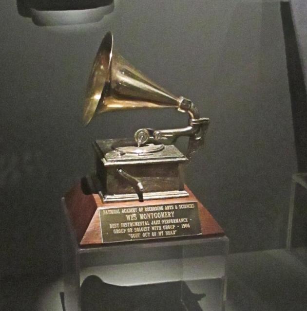 Wes Montgomery Grammy!