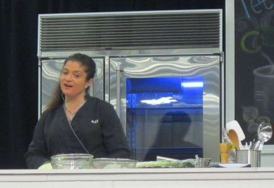 Chef Alex Guarnaschelli!