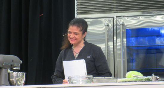 Chef Alex Guarnaschelli!