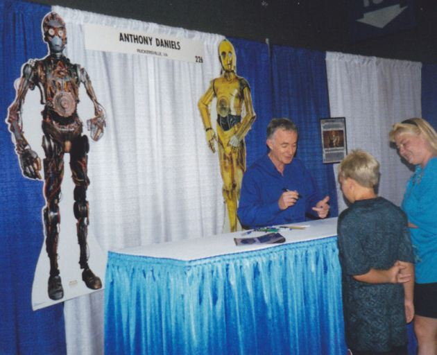 Anthony Daniels!